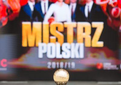 28.04.2019 Mistrzowska feta w Polkowicach