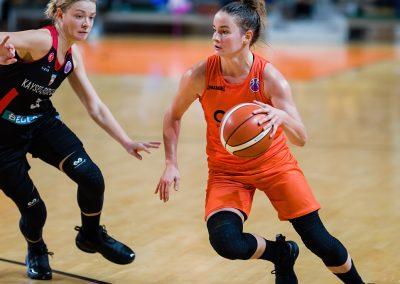 16.10.2019 CCC Polkowice – Bellona Kayseri Basketbol (59:64)