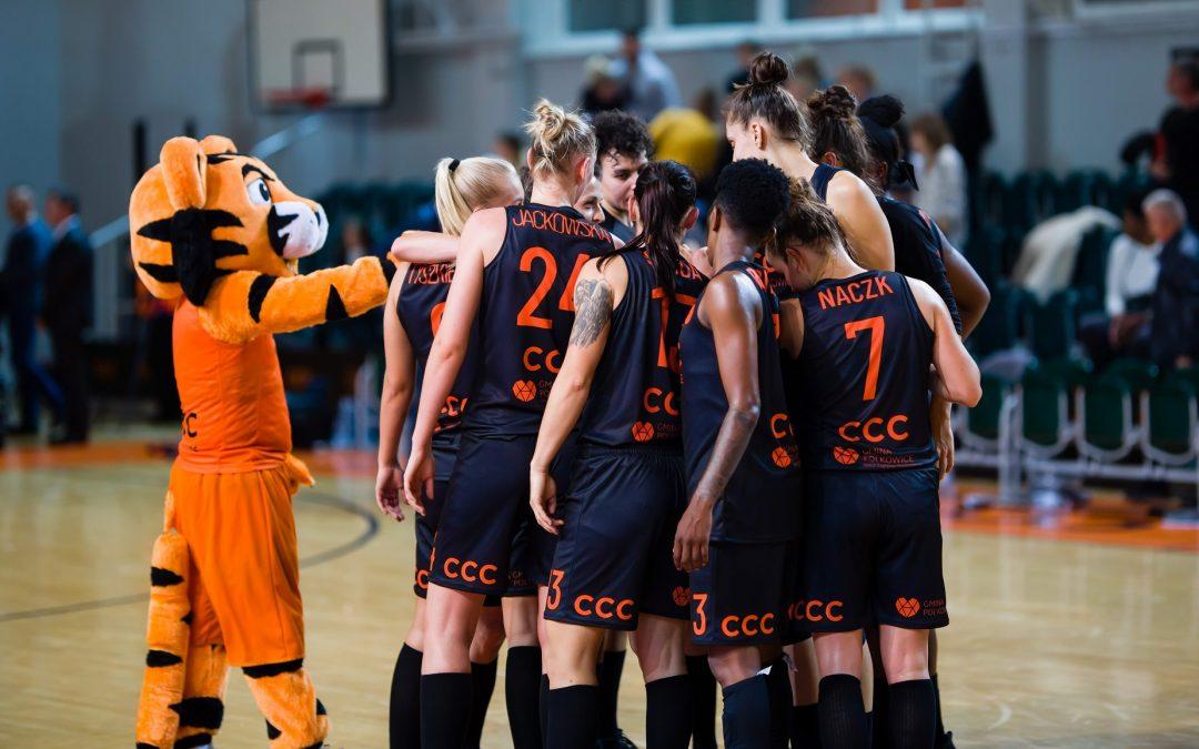 EuroCup Women: mamy pierwsze zwycięstwo