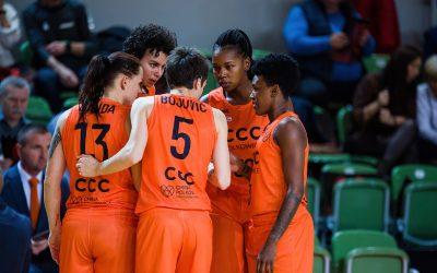EuroCup Women: Z A3 Basket Umea na zakończenie fazy grupowej