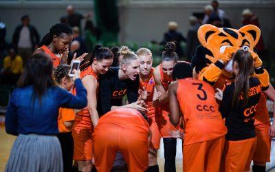 EuroCup Women: Zdominowały lidera!