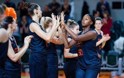 EuroCup Women: walczymy o najlepszą ósemkę