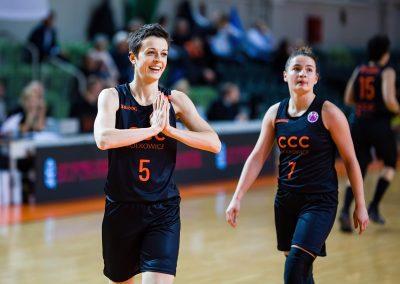4.12.2019 CCC Polkowice – A3 Basket Umea (83:70)