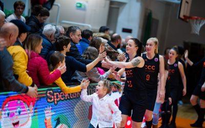 EuroCup Women: Umea pokonana. Pomarańczowe z awansem.