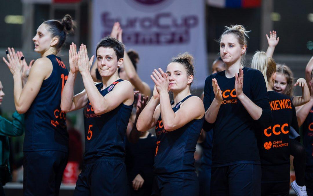 EuroCup Women: pierwsze starcie dla Pomarańczowych