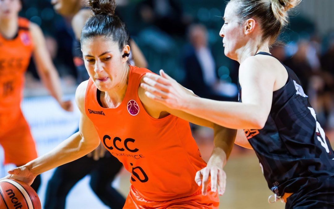 EuroCup Women: rewanż o awans