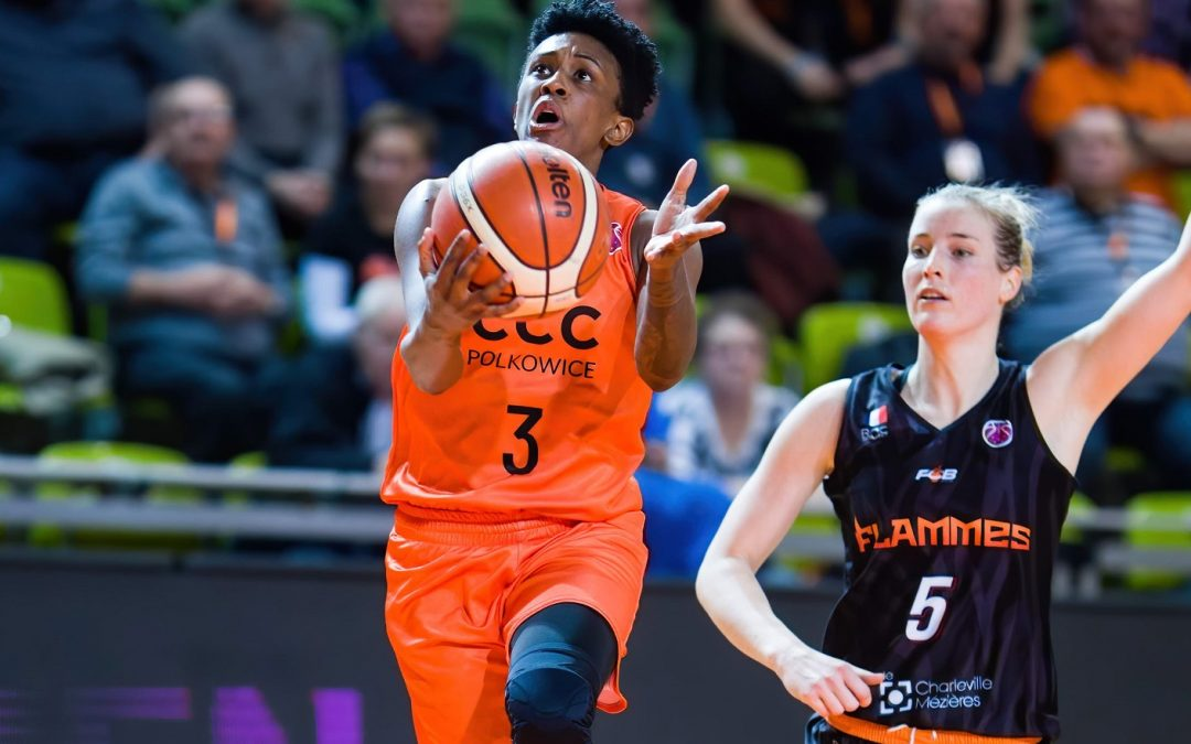 EuroCup Women: kończymy udaną przygodę