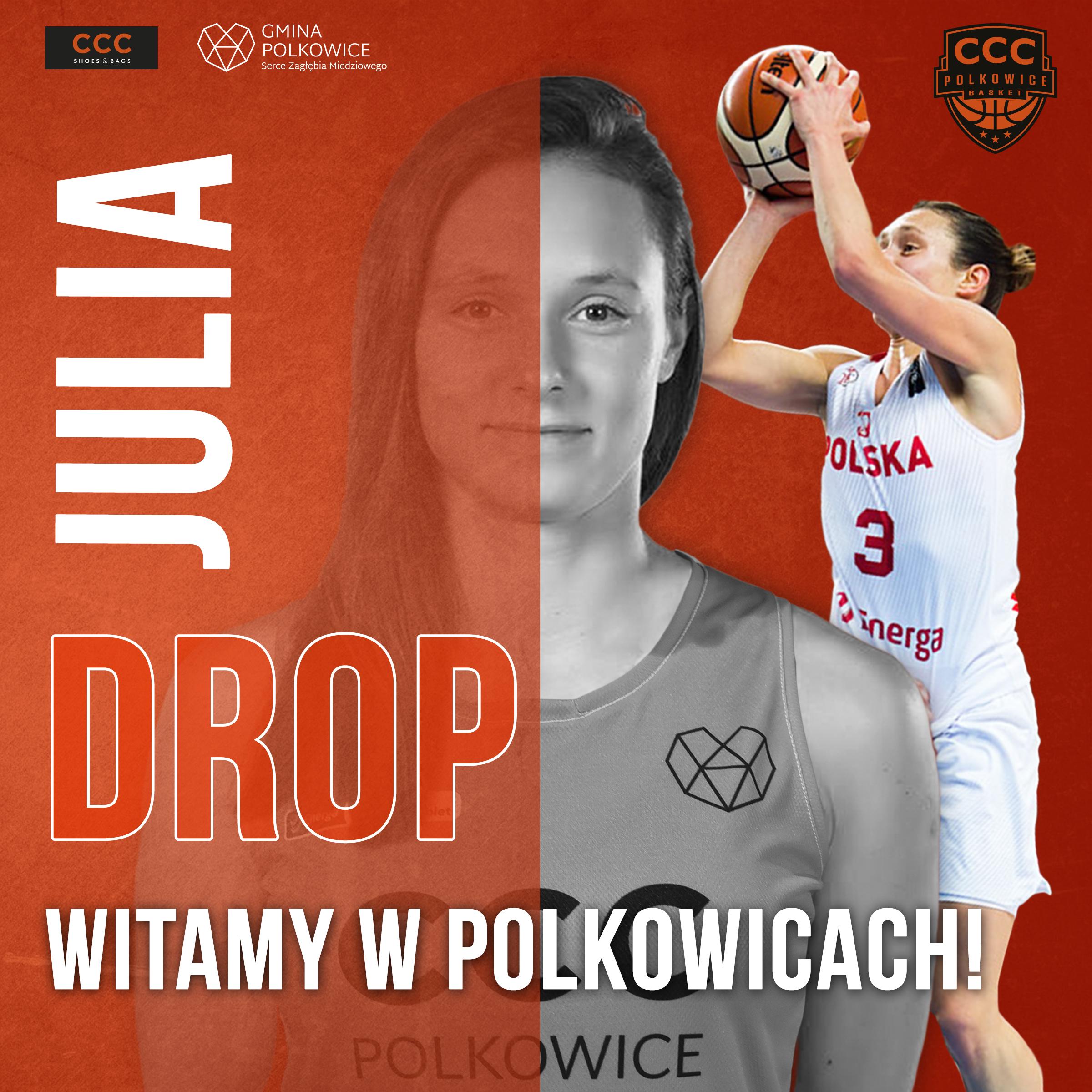 Julia Drop
