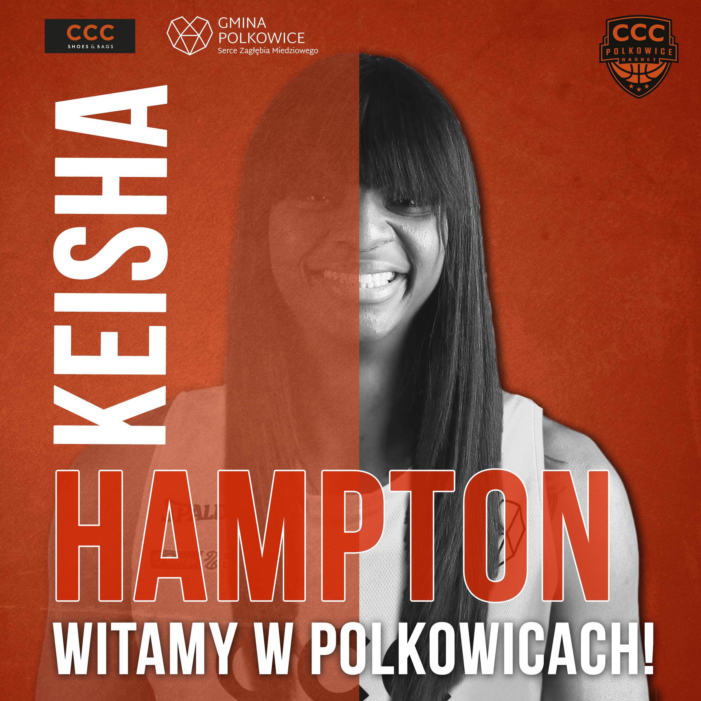 Keisha Hampton