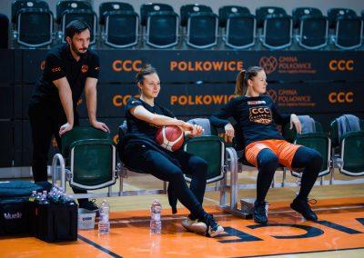 CCC Polkowice - KS Basket 25 Bydgoszcz (1)
