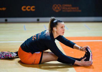 CCC Polkowice - KS Basket 25 Bydgoszcz (2)
