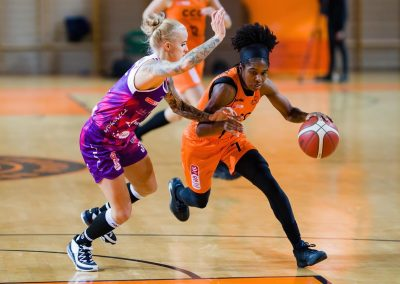 CCC Polkowice - KS Basket 25 Bydgoszcz (50)