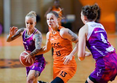 CCC Polkowice - KS Basket 25 Bydgoszcz (52)