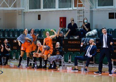 CCC Polkowice - KS Basket 25 Bydgoszcz (53)