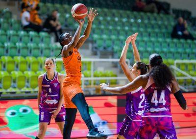 CCC Polkowice - KS Basket 25 Bydgoszcz (54)