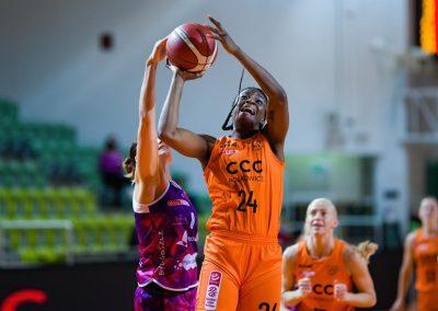 CCC Polkowice - KS Basket 25 Bydgoszcz (56)