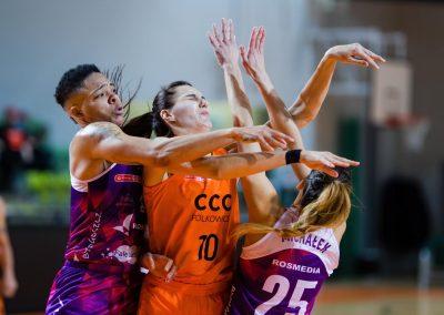 CCC Polkowice - KS Basket 25 Bydgoszcz (59)