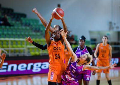CCC Polkowice - KS Basket 25 Bydgoszcz (60)