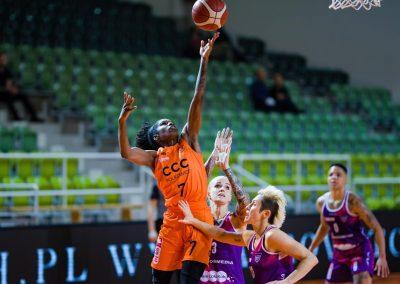CCC Polkowice - KS Basket 25 Bydgoszcz (63)
