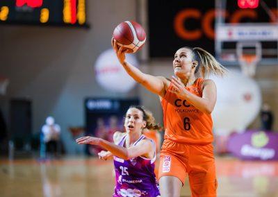 CCC Polkowice - KS Basket 25 Bydgoszcz (64)