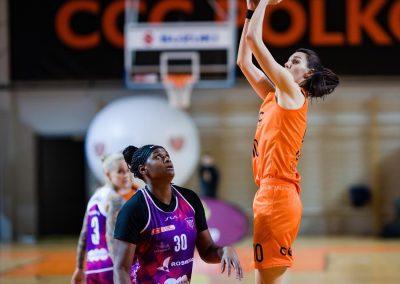 CCC Polkowice - KS Basket 25 Bydgoszcz (65)