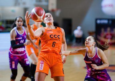 CCC Polkowice - KS Basket 25 Bydgoszcz (66)