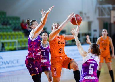 CCC Polkowice - KS Basket 25 Bydgoszcz (67)