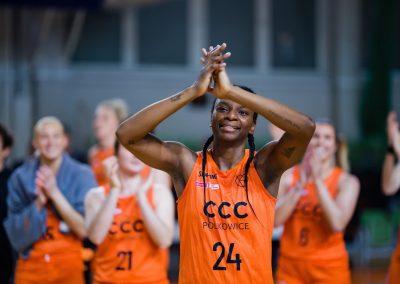 CCC Polkowice - KS Basket 25 Bydgoszcz (69)