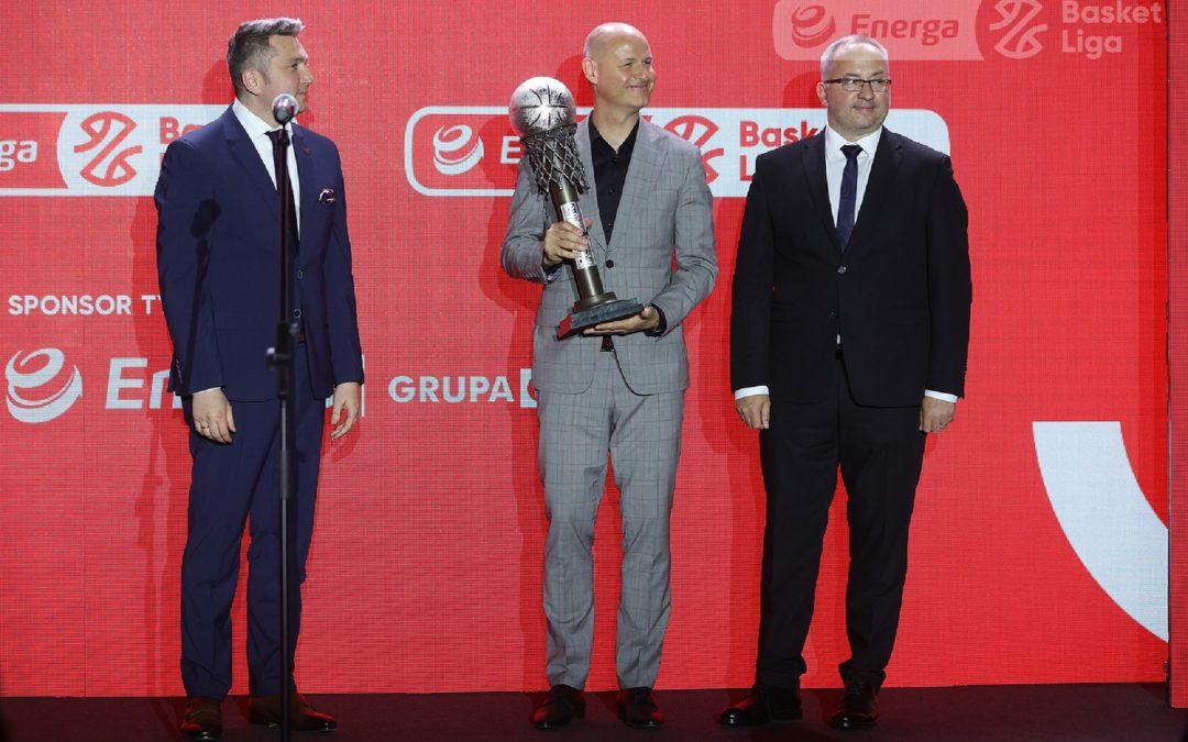 Gala podsumowała sezon. CCC Polkowice i Klaudia Gertchen z nagrodami.